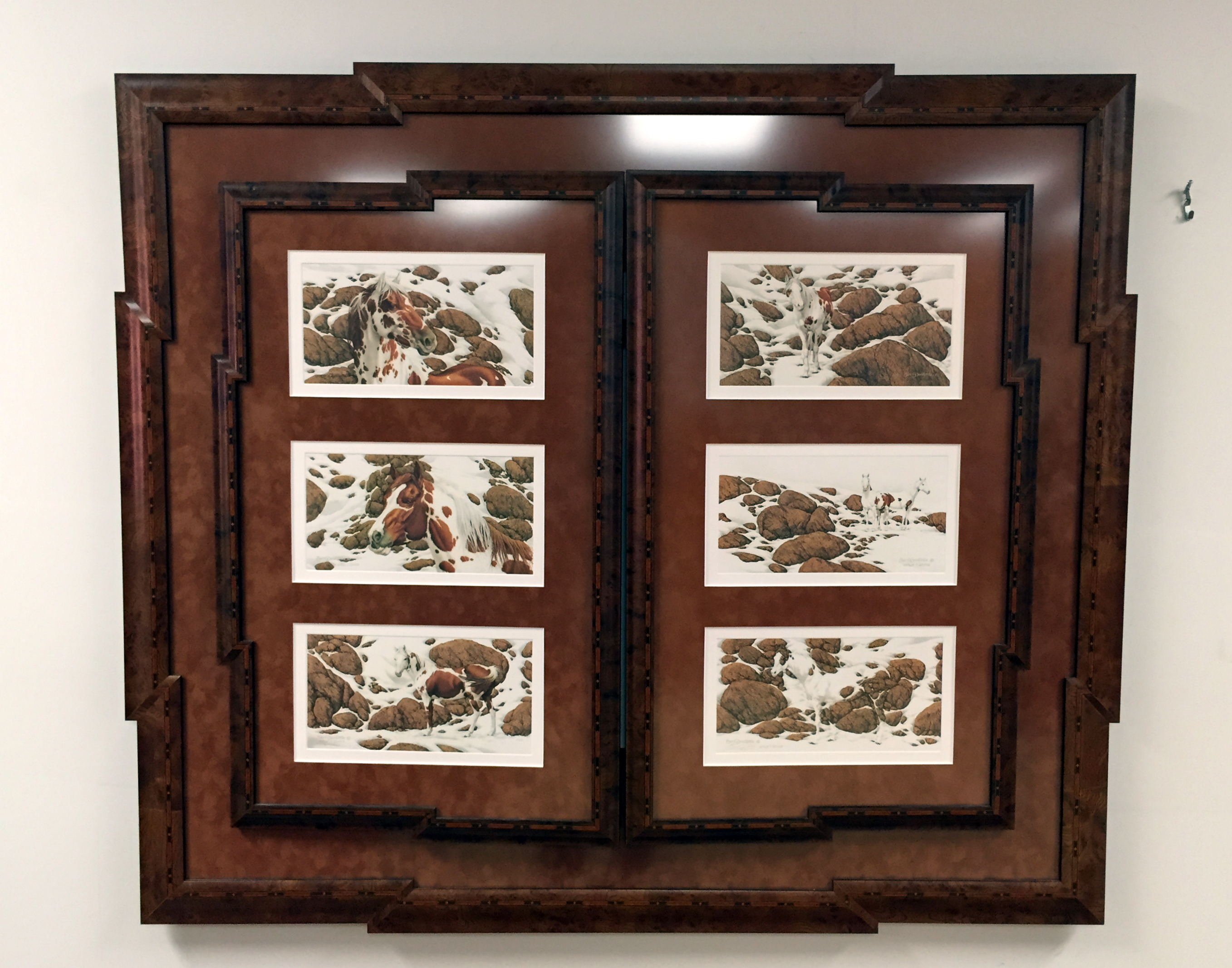 Custom framing the louvre with over 30 years of experience we ensure your art framing as unique as the art itself when you work with us you get more than a frame jeuxipadfo Image collections